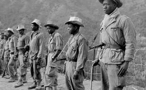 Centenaire de la Grande Guerre - Un monument en mémoire de l'Armée noire