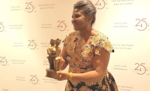 Namibian First Lady Honoured For Fight Against Aids