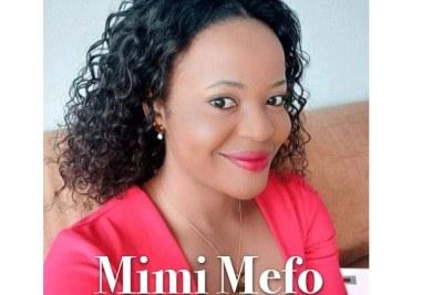 Mimi Mefo, Journaliste camerounaise