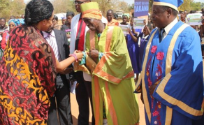 How This Woman Chief in Malawi Uses Her Power