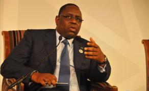 Sortie de Macky Sall sur le cas Karim Wade et Khalifa Sall au Sénégal