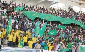 Première qualification historique de la Mauritanie à la CAN 2019