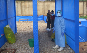 Survivors Lend a Hand in DR Congo Ebola Fight