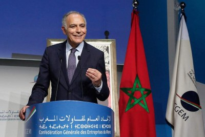 Salaheddine Mezouar, Chef d'entreprise - Président de la Confédération Générale des Entreprises du Maroc