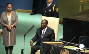 La Côte d'Ivoire, présidente du Conseil de sécurité de l'ONU