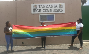 South African Lobby Group Protests Tanzania's Anti-Gay Laws