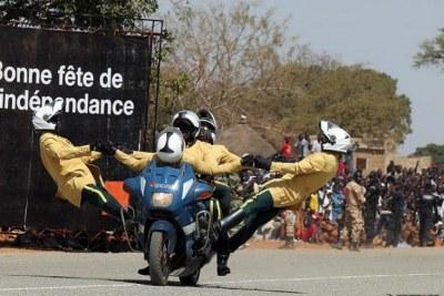 58è anniversaire de l'indépendance du Faso