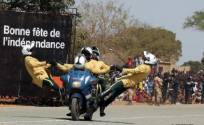 58ème anniversaire de l'indépendance du Burkina Faso
