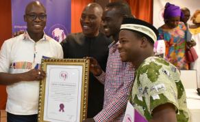Mabingué Ngom honoré pour son leadership dans la planification familiale