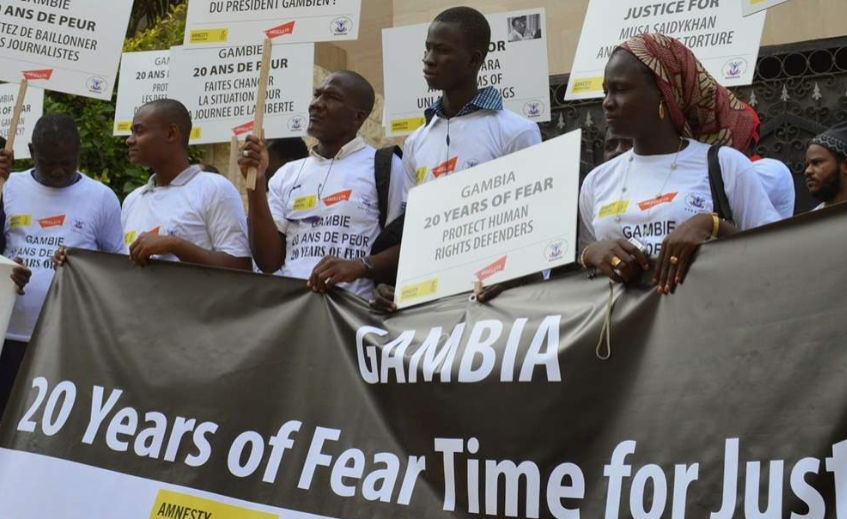 Gambia Truth Commission Begins Hearings On Gender Violence
