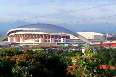 Un stade à Conakry