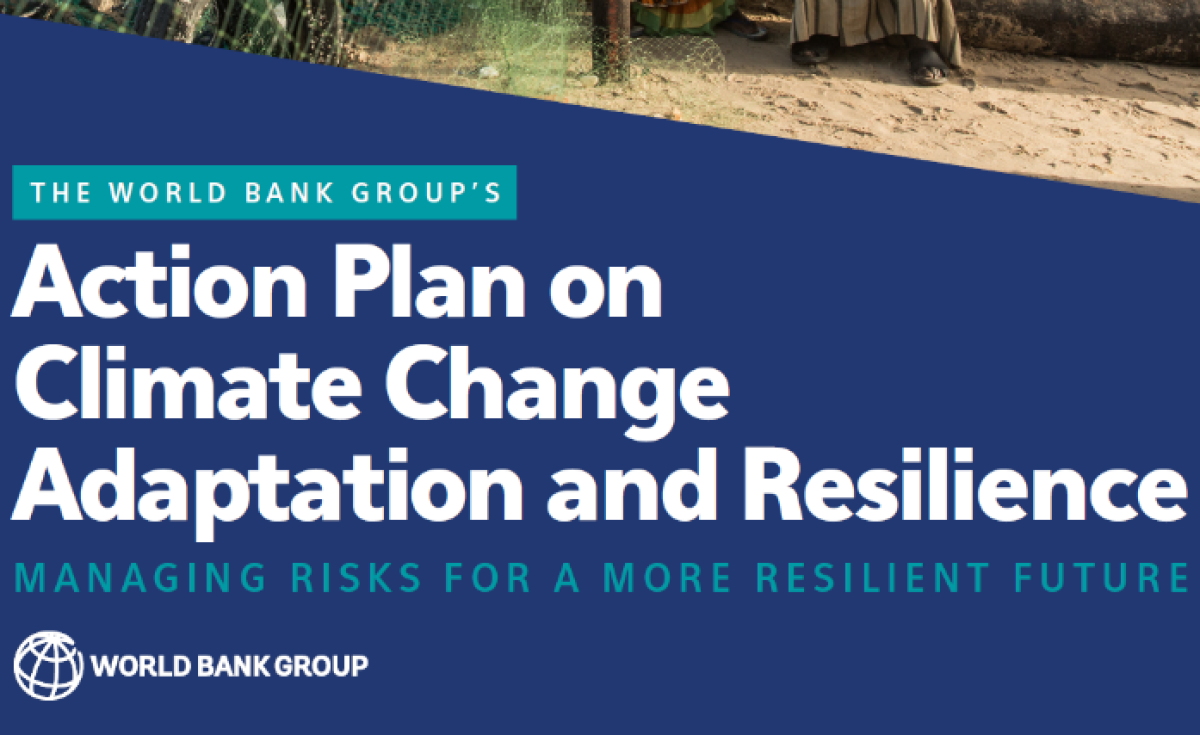Africa: World Bank Outlines Ways to Reduce the Scale of Climate Disasters