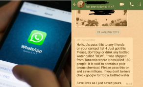 Are the Days of WhatsApp Chain Messages Numbered?
