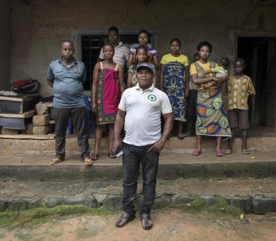 Cameroonian Refugees Find a Safe Haven in Nigeria