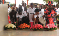 Rwandans Commemorate Heroes' Day