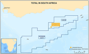 Total's Gas Discovery Brings a Surge of Energy to South Africa