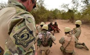 Exercice militaire multinational Flintlock au Burkina Faso