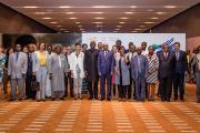 Lancement du Rapport 2018 sur la capture du dividende démographique en Afrique de l'Ouest et du Centre, Dakar le 5 mars 2018