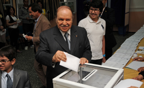 Algerian President Bouteflika Ends His 20-Year Rule