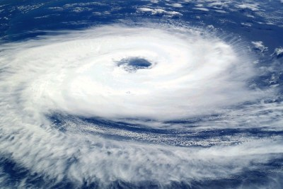 A tropical cyclone (file photo).