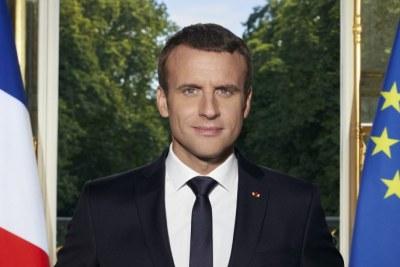 Emmanuel Macron, Président de la République de France