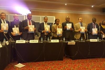 Lancement du Rapport 2019 de la Commission Economique Africaine (CEA), le samedi 23 mars 2019 à Marrakech, Maroc