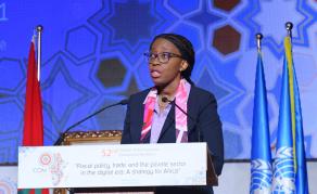 Vera Songwé souhaite l'entrée en vigueur de la ZLECA