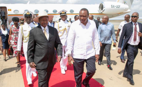 Kenya: Museveni to Take Kenyan SGR Train Today - allAfrica com