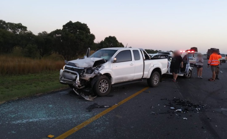 South Africa: R316 Closed After Eight Killed in Gruesome Crash Near