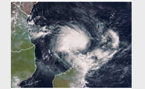 Cyclone-Ravaged Mozambique Threatened by New Tropical Storm