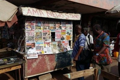 Ghana used to enjoy a thriving press and was once ranked number one in Africa in terms of media freedom.