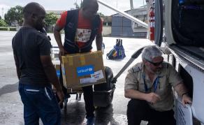 Cyclone Kenneth au Mozambique - L'OMS se mobilise contre le choléra