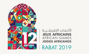 Zoom sur les Jeux africains de Rabat 2019