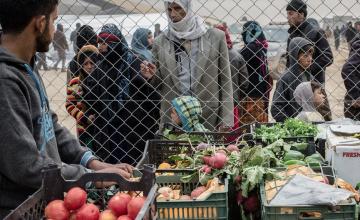 La faim prend de l'ampleur en Afrique du Nord et au Proche-Orient