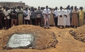 Four Dead in New Burkina Faso Church Attack