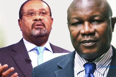 Pierre Claver Maganga-Moussavou et Guy-Bertrand Mapangou, respectivement Vice-Président de la République et Ministre d'Etat en charge des Forêts et de l'Environnement, chargé du Plan climat ont été démis de leur fonction.