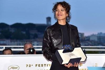 Mati Diop Grand Prix du Jury à Cannes