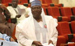 Ahmed Lawan Sworn In as Nigeria's Senate President