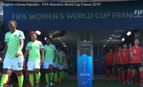 Super Falcons Beat South Korea For Africa's First World Cup Win