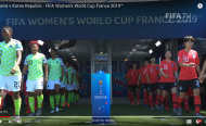 Les Nigérianes se relancent au Mondial féminin 2019
