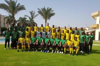 Bafana Bafana (file photo)