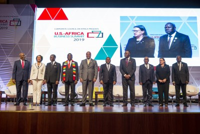 Heads of State, Vice Presidents, and Prime Ministers from nine African nations attended the Corporate Council on Africa's 12th U.S.-Africa Business Summit in Maputo, Mozambique on June 18-21.