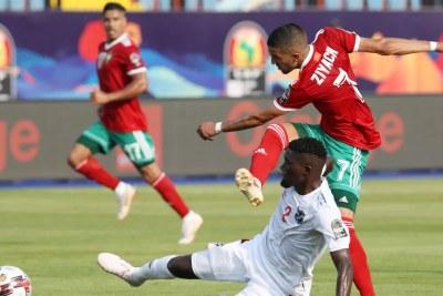 Le choc Maroc contre Côte d'Ivoire en attraction dans le Groupe D de la CAN 2019
