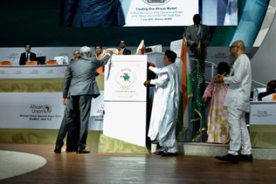 12e sommet extraordinaire de l'Union africaine - La ZLECAf operationnalisée à Niamey (Niger)