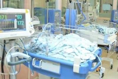 Inside Kenyatta National Hospital's newborn unit (file photo).