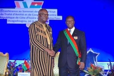 8e Conférence au Sommet du Tac à Ouagadougou