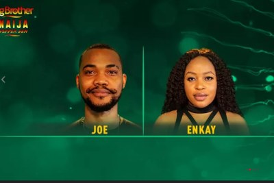 Joe and Enkay evicted.