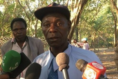 Mariano Nhongo threatens to attack any party that begins campaigning.