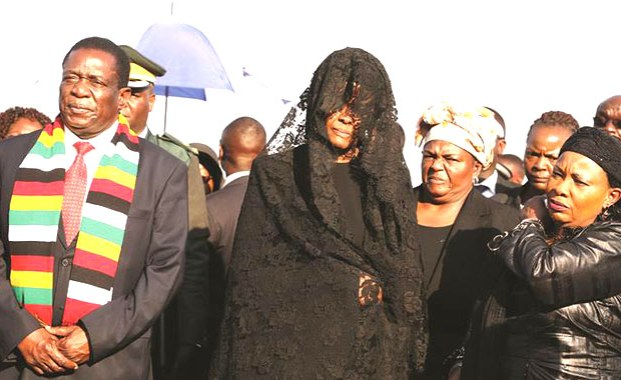 What Happens to Grace Mugabe Now?