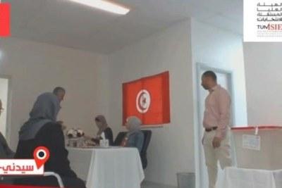 Le vote des Tunisiens établis à l'étranger